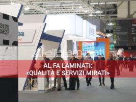 AL.FA Laminati Qualità e servizi mirati