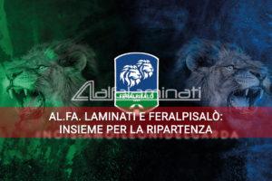 AL.FA. Laminati e FeralpiSalo insieme per la ripartenza